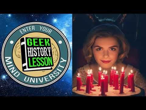 History of Sabrina the Teenage Witch - Geek History Lesson