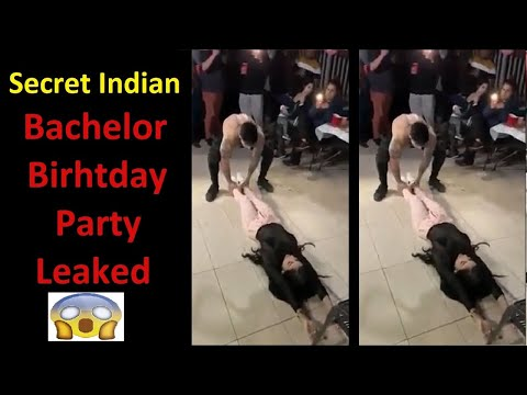 INDIAN Students SEX party Bachelors Party leaked | Russian /Chinese Bachelors Party from YouTube · Duration:  1 minutes 31 seconds