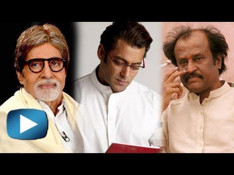 Salman Khan, Amitabh Bachchan,Rajinikanth to Attend Narendra Modi's Oath Taking Ceremony