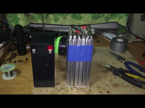 DIY Lithium UPS Build