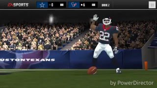 Madden Mobile EMMIT SMITH (HIGHLIGHTS)