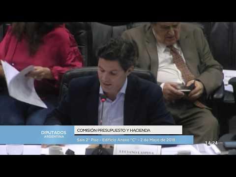 Tarifas: Diputados trata en comisión el proyecto opositor