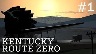 [ Kentucky Route Zero ] Fresh mysterious point & click - Act 1 Part 1