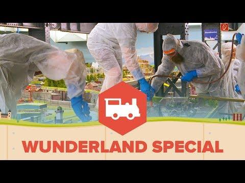 Wunderlandspecial -  Wasserschlacht Hinter den Kulissen im Miniatur Wunderland
