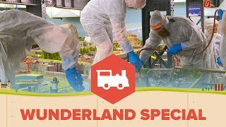 Wunderland special - Water fight behind the scenes of the Miniatur Wunderland