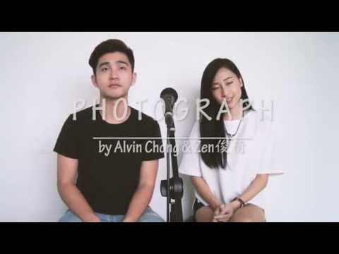 Photograph ( Ed Sheeran ) - cover by Alvin Chong & Zen