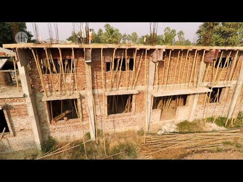 INDIA: Church construction