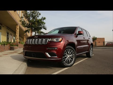 Jeep Grand Cherokee 2018 Car Review