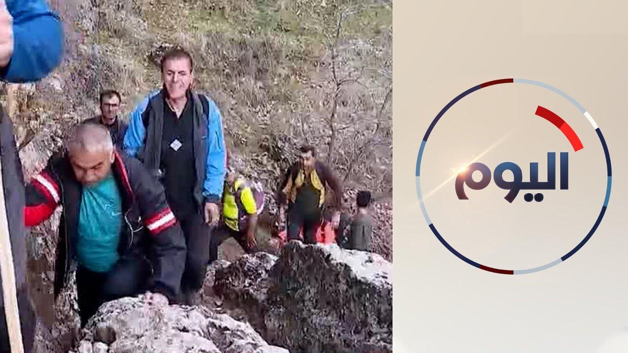 رواج رياضة المشي والتنزه على الجبال في إقليم كردستان  - 14:58-2021 / 2 / 24