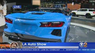 LA Auto Show Opens Friday
