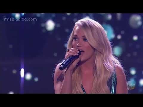 American Idol Top 5 Join Carrie Underwood