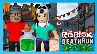 ROBLOX-RACE OF DEATH (c/Godenot) DeathRun