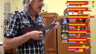 Moi, mes souliers (Félix Leclerc) - Ukotuto by Ze Barman