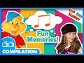Hip Hop Harry Full Episodes | Making New Friends + Fun Memories | Videos For Toddlers