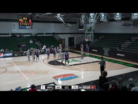 Montana Tech Tip Off Classic Carroll College vs. Warner Pacific University