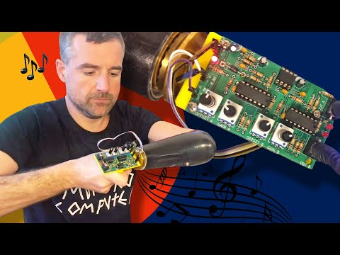 How this guy hacked his arm to make thought-controlled music