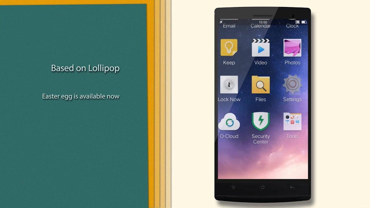 OPPO Releases A Beta Lollipop Version Of Its ColorOS ROM For The