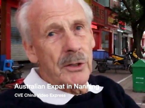 Aussie Expat in Nanning China