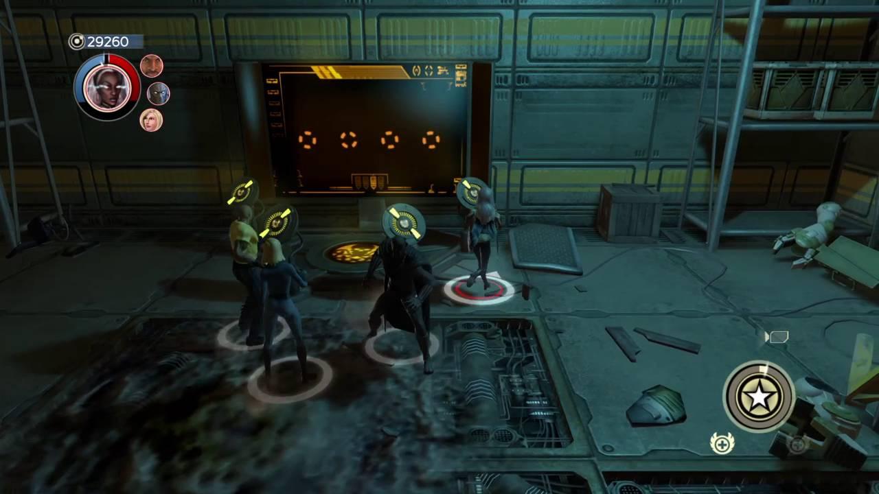 Marvel Ultimate Alliance 2 Fighting War Machine Youtube Vs Capcom Infinite Reg 3