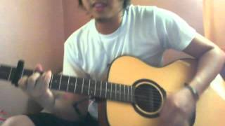 How to save a life (acoustic guitar cover)