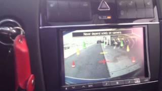 "Mercedes Benz CLK 350 W209 ALPINE INE-Z928HD 8"" Navigation Sound System AL & EDS AUTOSOUND LA"