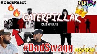 "DADS REACT | CATERPILLAR x ROYCE DA 5'9"" ft EMINEM, KING GREEN | IN DEPTH BREAKDOWN !! | REACTION"