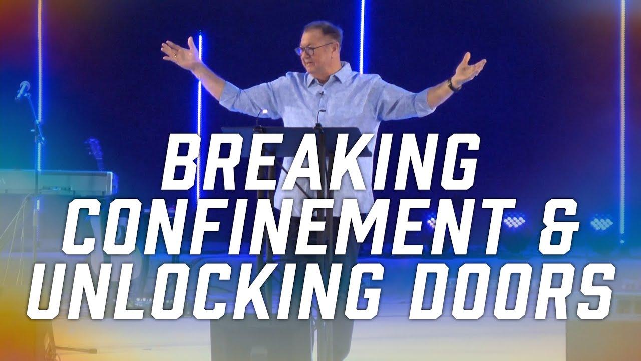 Breaking Confinement & Unlocking Doors | Tim Sheets