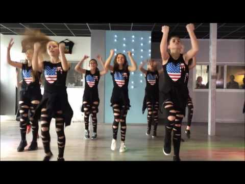 24K Magic   Bruno Mars   Easy Fitness Dance Kids Teens Choreografie Baile Bailar