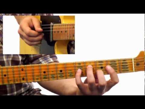 Country Survival Guide - Double Stops #7 - Guitar Lesson - Jason Loughlin