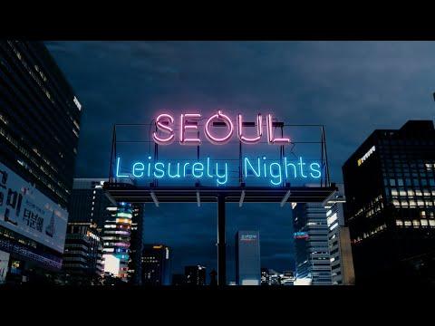 [4K] Documentary A : Seoul, Leisurely Nights🌙 (서울의 밤 – 긴 하루