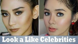 Pinoy Celebrities Look a Like!