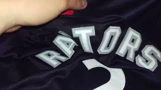 Баскетбольная джерси Nike Toronto Raptors №2 Kawhi Leonard черная