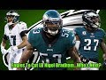 Eagles Cut Nigel Bradham | Who's Next To Go? | What Now At Linebacker? | Saves 4.5 Million In Cap