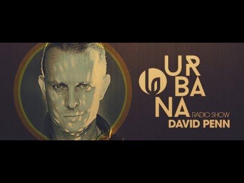 Urbana Radio Show 368 (with David Penn) 07.04.2018