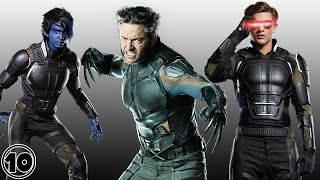 Top 10 X-Men Greatest Superhero Mutants