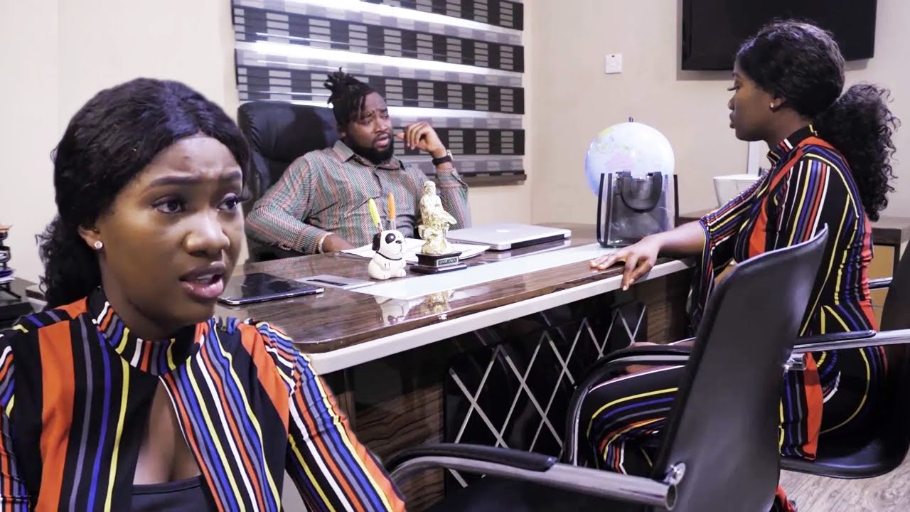 Download She Only Came For A Job Interview But Got The Single Billionaire C.E.O Madly In Love With Her -Movie