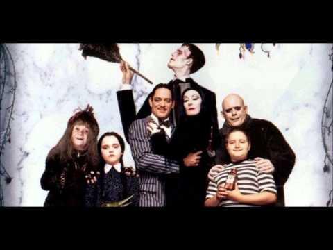 La famille Addams - 1991 SOUNDTRACK