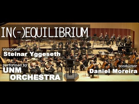 Steinar Yggeseth - In-Equilibrium @ Young Nordic Music Days 2016