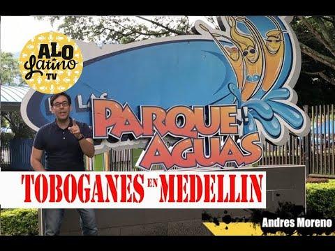 Parque de las Aguas - Medellin