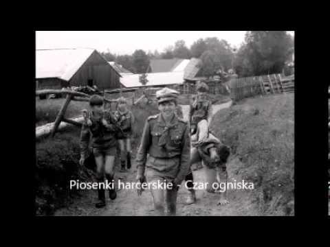 Czar ogniska - Tekst - Chwyty - Piosenki harcerskie