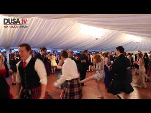 Dundee University Grad Ball 2014
