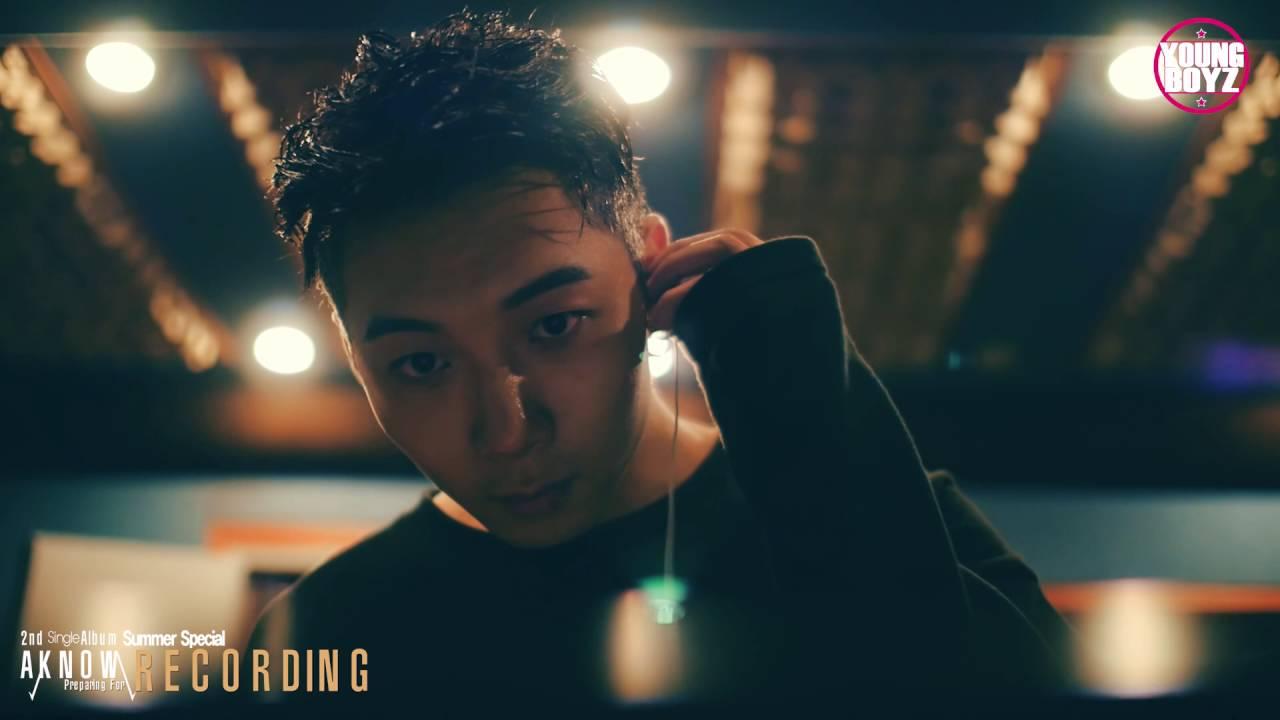 AFOS(아포스)_2nd Single Album_녹음스토리(AKNOW VER.)_DLABEL(디레이블)_2016.07