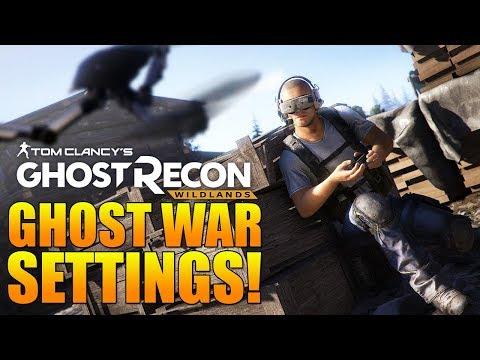ghost war matchmaking region