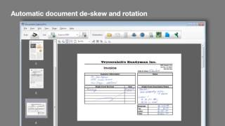 Epson Black WorkForce DS-510N Network Document Scanner at HuntOffice.ie