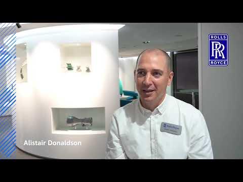 Rolls-Royce | Development of new digital technologies in Rolls-Royce Defence