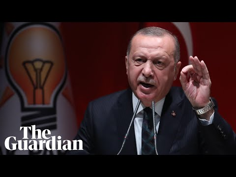 Erdoğan threatens to send 3.6m refugees to Europe
