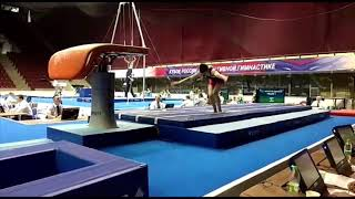 Первенство России - прыжок - Мордовия