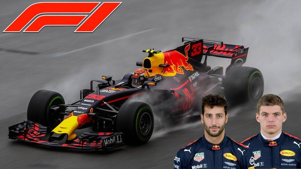 0efe6a19b7ab1 F1 2018 Season Predictions - Aston Martin Red Bull - Daniel Ricciardo   Max  Verstappen