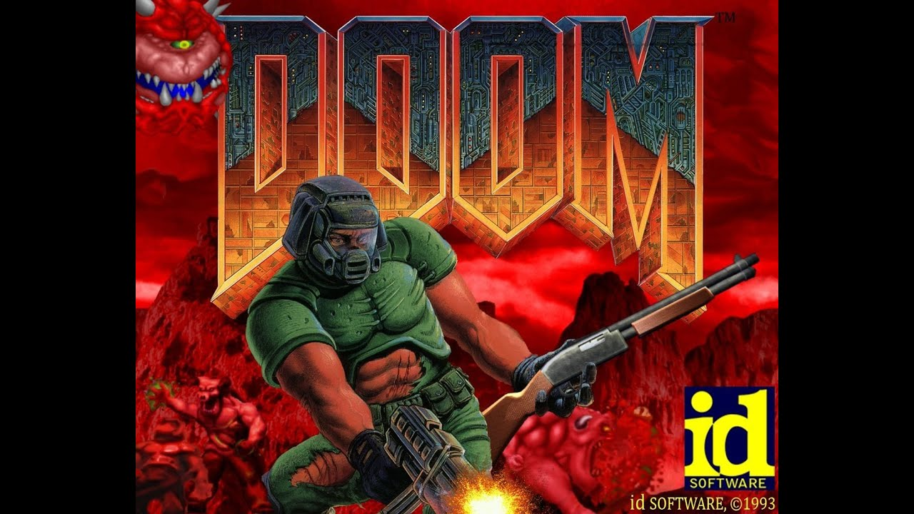 Doom Game Wallpaper 70 Images: Ultimate DOOM (PC) With Music From