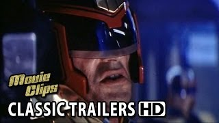 Judge Dredd (1995) Old Classic Movie Trailer